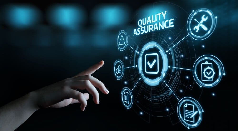 Quality Assurance along with its branches