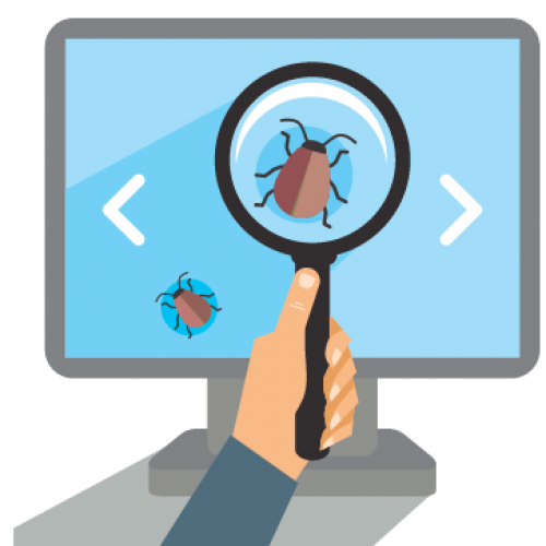 Detecting bug